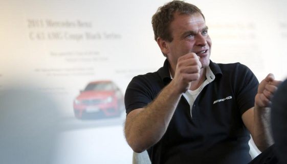 Tobias Moers to be new Chief Executive of AMG. © Copyright Daimler