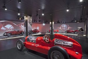 Alfa Romeo opens the doors to its Historical Museum in Arese © Fiat Chrysler Automobiles N.V.