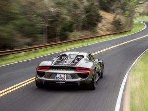 Porsche Finishes Production of the 918 Spyder. © Porsche