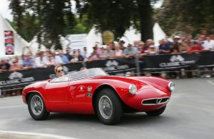 Alfa Romeo participates in the 2015 Dolomites Gold Cup © Fiat Chrysler Automobiles N.V.