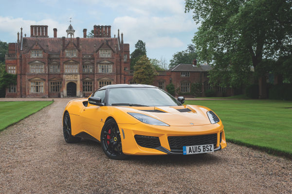 Lotus is Norfolk Norfolk is Lotus © Group Lotus PLC