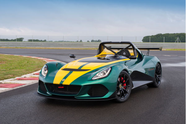 The all new Lotus 3-Eleven © Group Lotus PLC