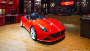 Ferrari GTC4Lusso © Ferrari S.p.A. All rights reserved 1