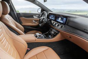 MY2017 E400 Wagon – Euro Spec Shown - Photo Credit © 2016 Mercedes-Benz USA