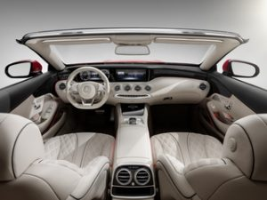 2017 Mercedes-Maybach S650 Cabriolet. © 2016 Mercedes-Benz USA
