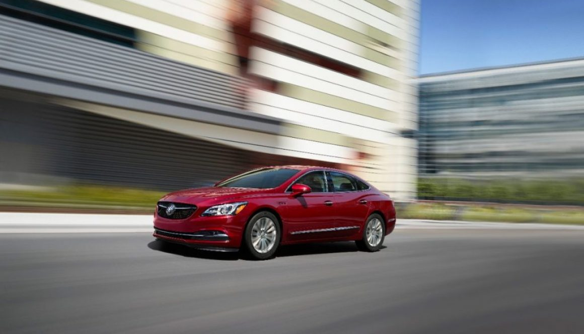 2019 Buick LaCrosse Sport Touring Copyright Buick