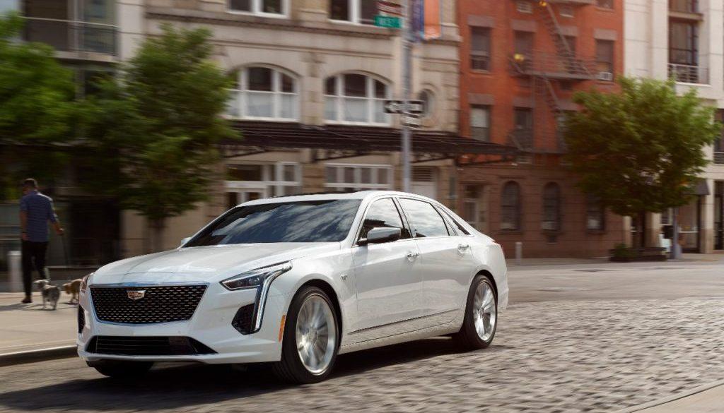2019 Cadillac CT6 Copyright Cadillac