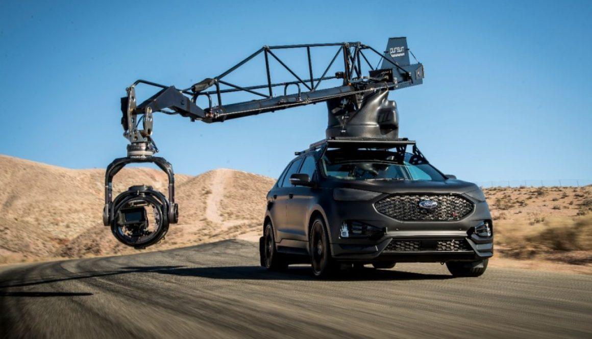 Ford EdgeST - Pursuit Special Editon Camera Car - Copyright Ford
