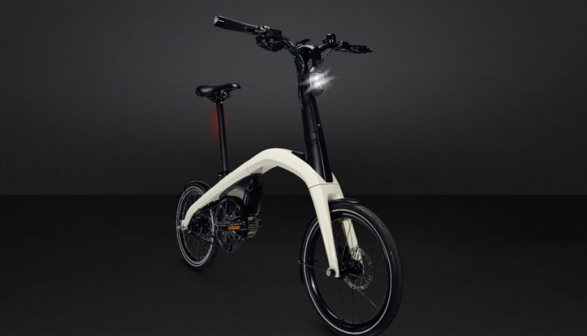 We blended electrification engineering know-how, design talents and automotive-grade testing with great minds from the bike industry to create two innovative, integrated and connected eBikes – one folding and one compact. Copyright General Motors